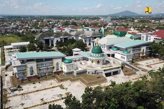 Fakultas dan Jurusan Di UIN Mataram.