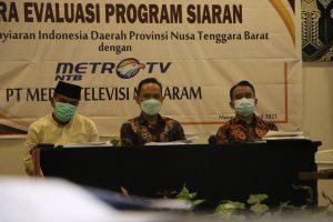 Konten Lokal Harus Terpenuhi 10 Persen, Sirajudin Sebut Perlu Diatur Dalam Perda NTB