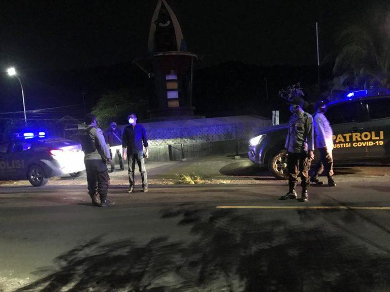 Sat Samapta Polres Lotara Menggelar Patroli Lumpia Untuk Antisipasi Perang Petasan Di Bulan Suci Ramadhan