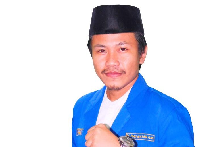 Rafial Nazir Ketua Cabang PMII Kota Mataram