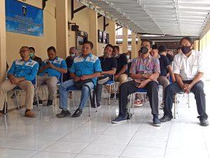 Peringatan Hari Buruh Sedunia, SPN Loteng Tuntut Pemerintah Dan DPRD Selesaikan Permasalahan Buruh di Raja Hotel