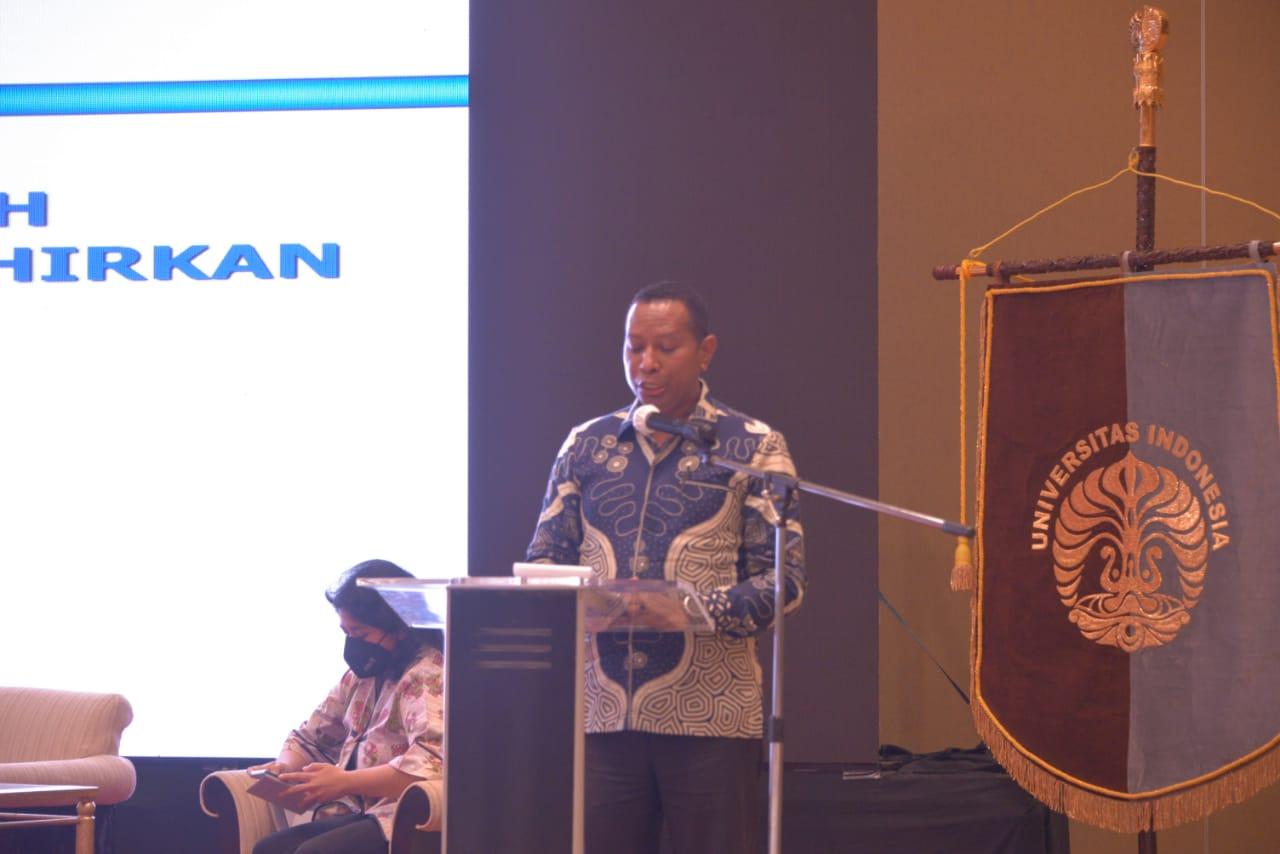 Rektor Universitas Cenderawasih: Otsus Lahir Sebagai Resolusi Konflik dan Percepatan Pembangunan di Papua