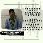 Munarman Ditangkap, Koorda Banten BEM PTM Berterimakasih Kepada Densus 88