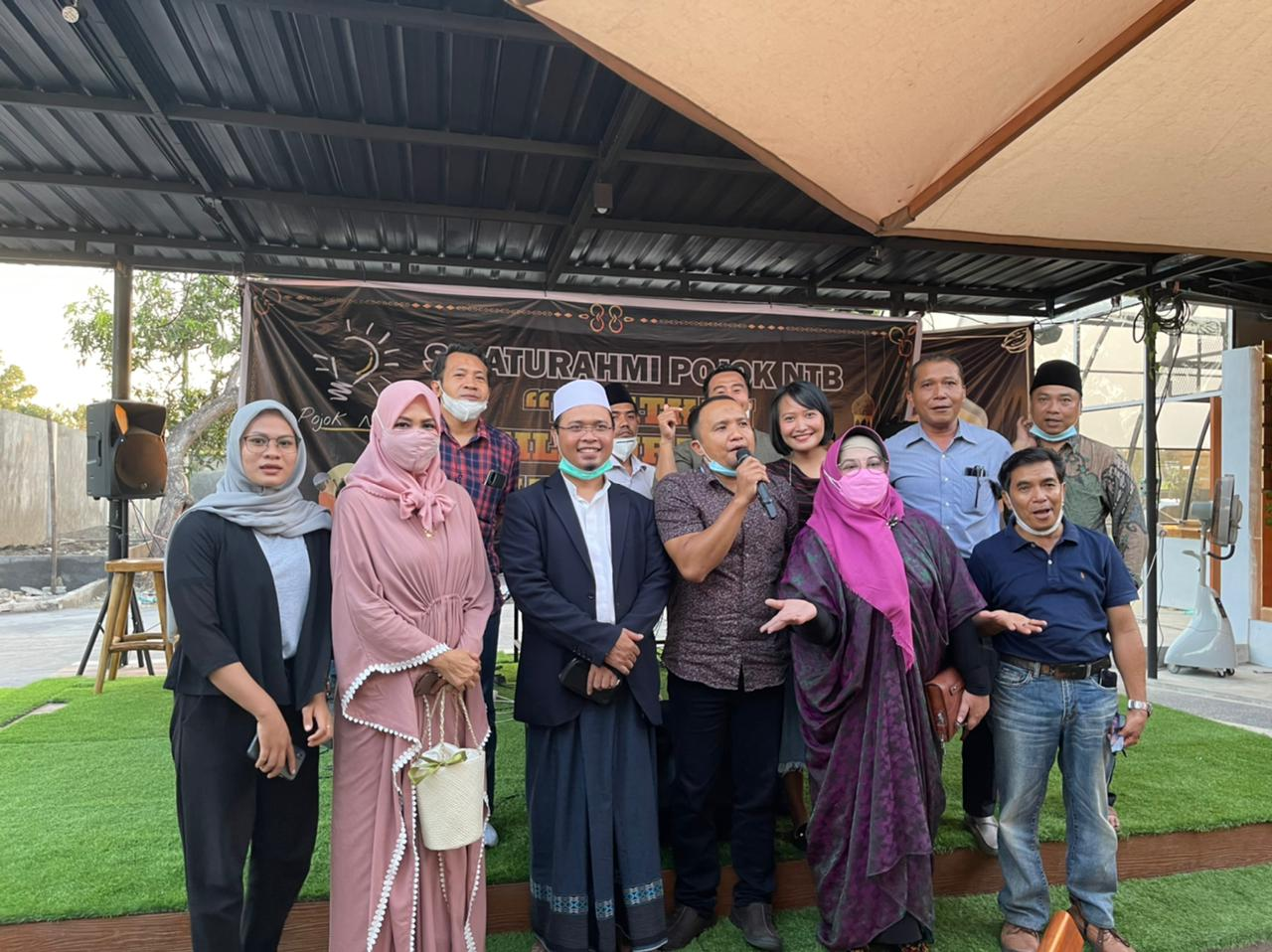 Silaturahmi Pojok NTB Buka Wawasan Pentingnya Keberagaman