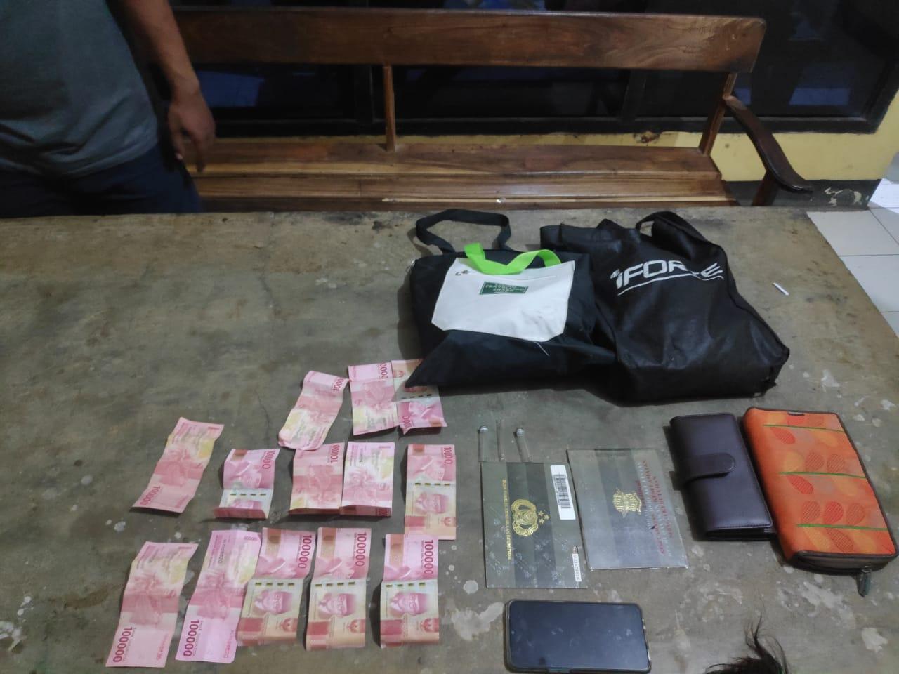Bobol Rumah dan Gasak Sejumlah Barang Berharga Milik Warga Wera, Dua Pencuri ini Dibekuk Polisi