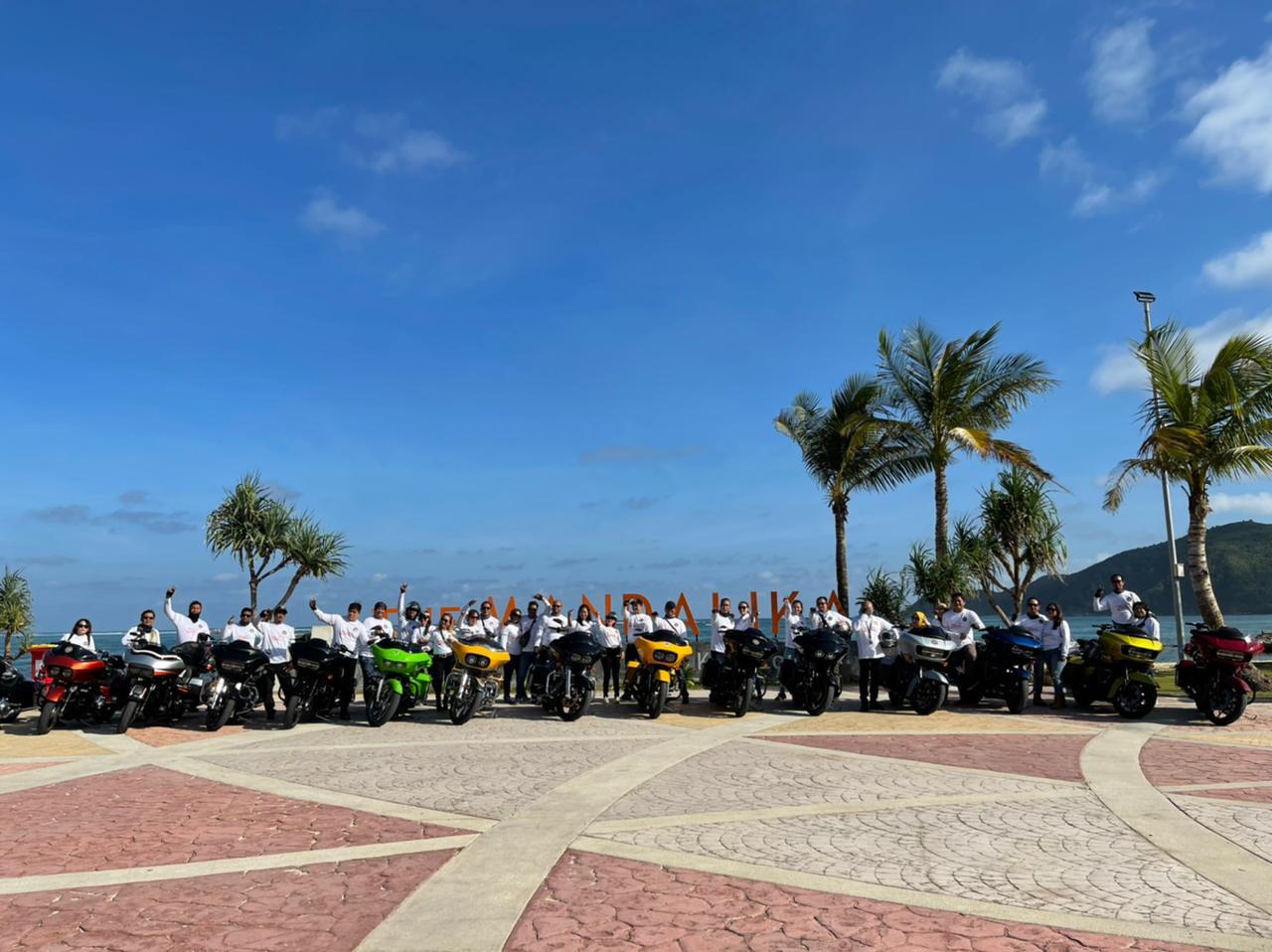 Club Moge (RGOG) Indonesia akan Gelar Baksos & Promosikan Pariwisata NTB
