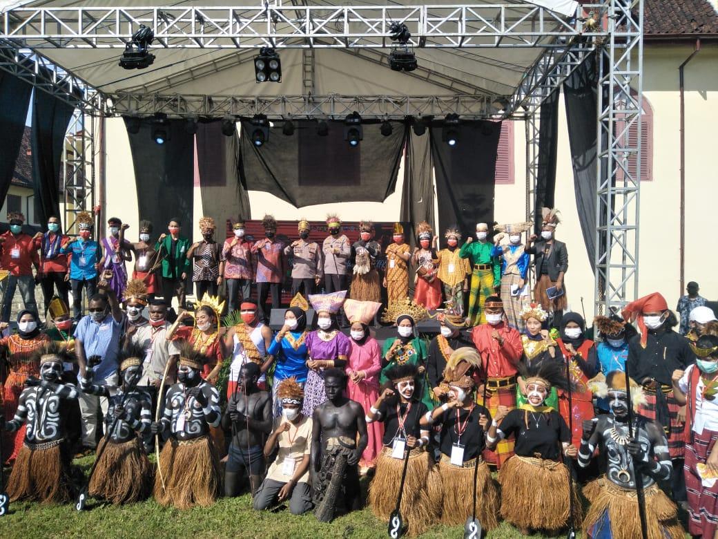DEMA UIN Alauddin Gandeng Organisasi Daerah Papua di Makassar Untuk Sukseskan Festival Budaya