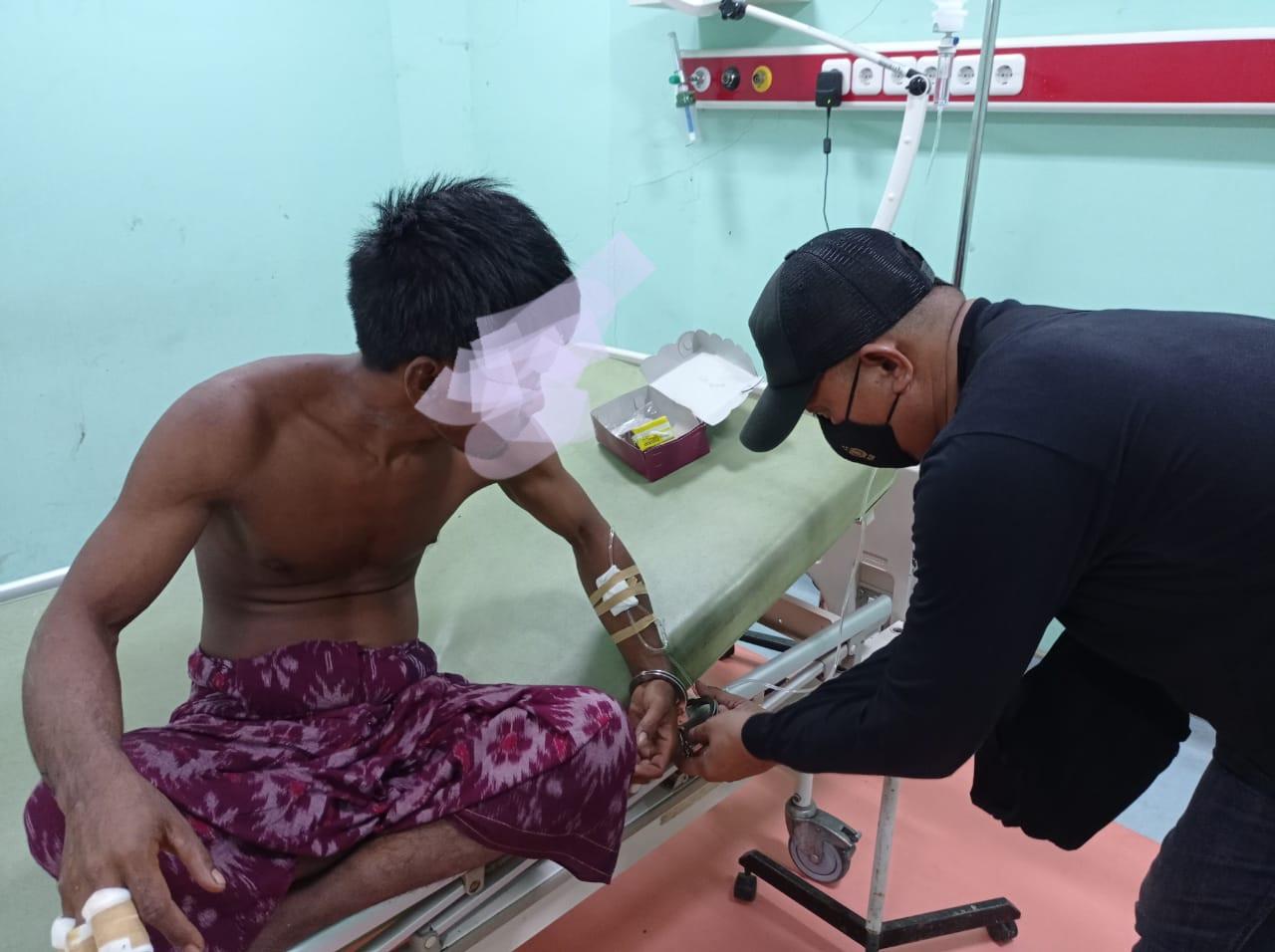 Tak Terima Rumputnya Dimakan Sapi, Korban dan Pelaku Saling Bacok di Lombok Tengah