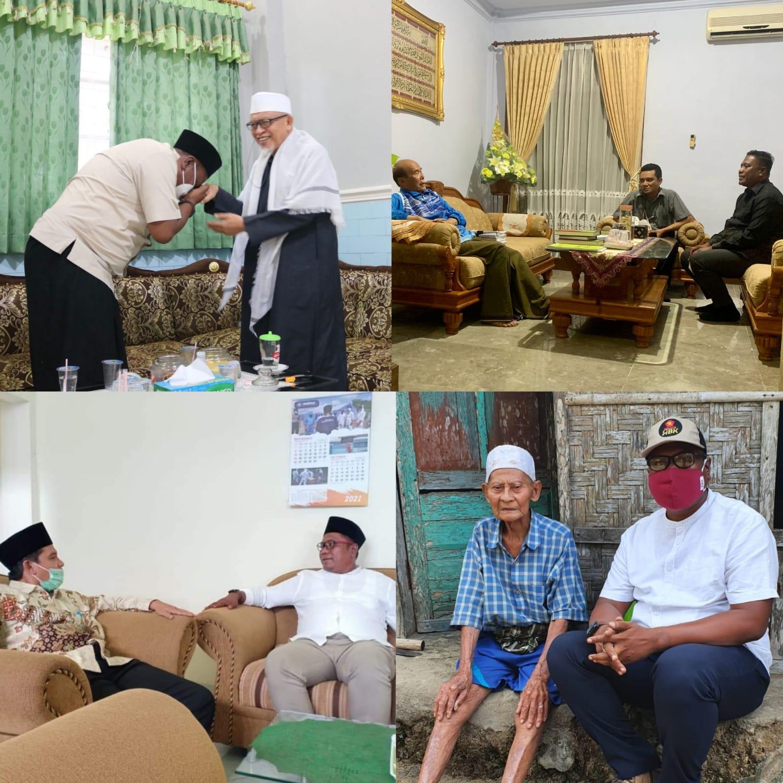 Doa dan Restu Para Tokoh NTB untuk Ali Al Khairy